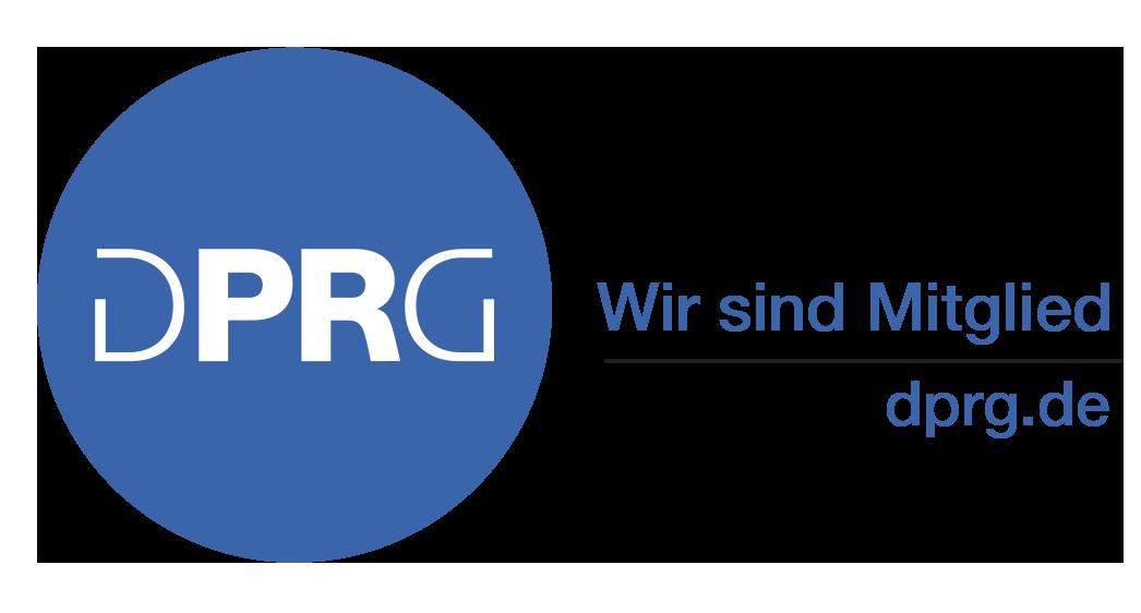Pepper PR Berlin ist Mitglied bei DPRG